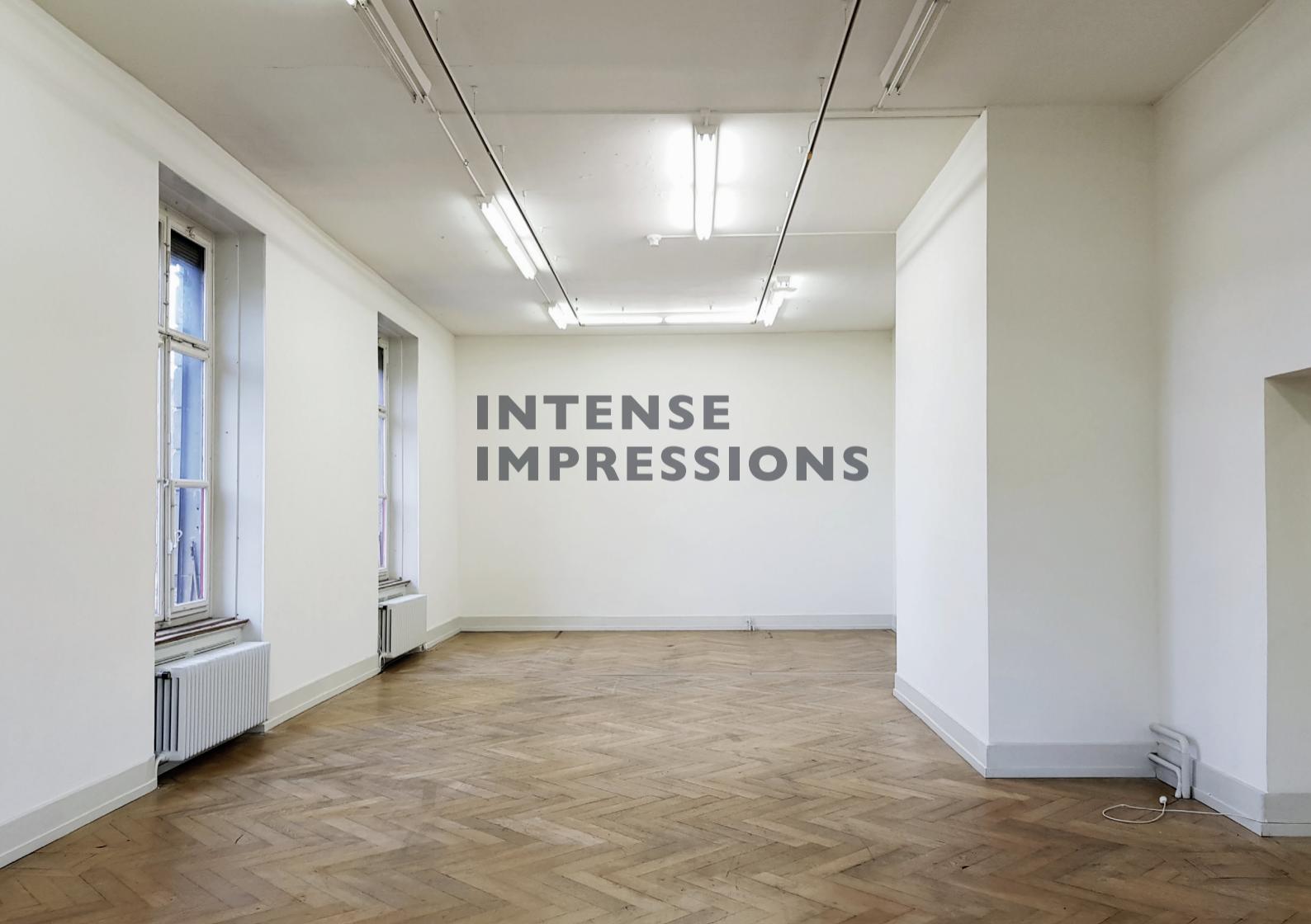 INTENSE IMPRESSIONS