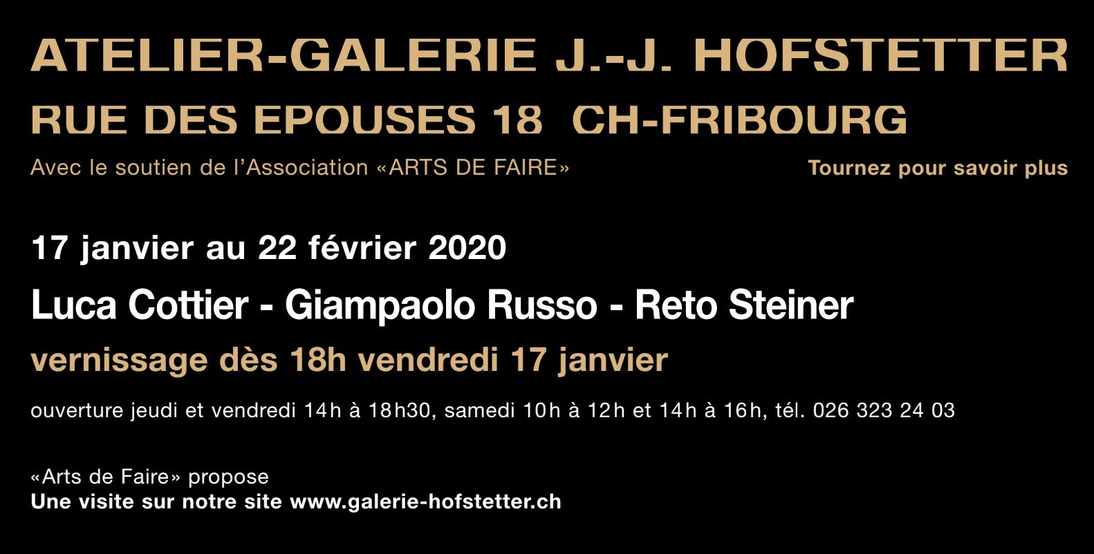 Atelier-Galerie J.-J. Hofstetter